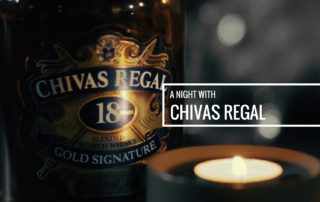 Chivas Regal Banner